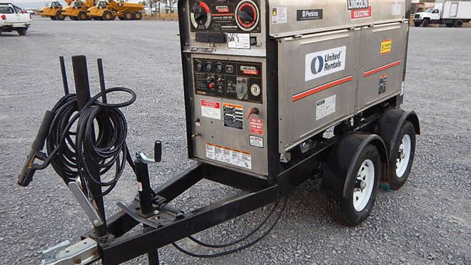 Used Welders For Sale >> New And Used Welders For Sale Ritchie Bros