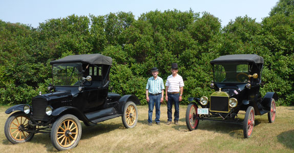 Classic automobile collection being sold by auction by Ritchie Bros.