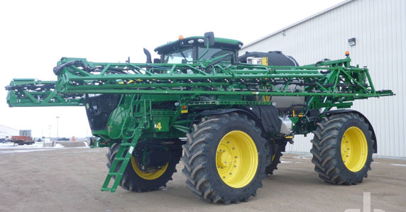 2018 John Deere Sprayer sold at Ritchie Bros.