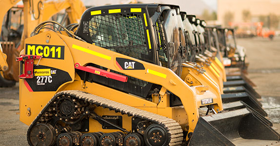 Record multi-terrain loader sales in 2020