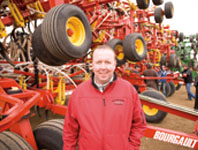 Doug Heritage - Miller Farm Equipment (Moosomin, SK