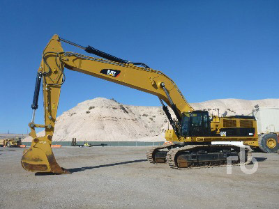 Used Caterpillar Equipment for Sale | Ritchie Bros  Auctioneers