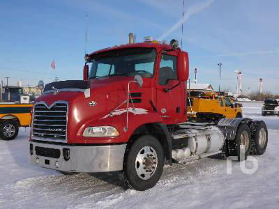 Mack Trucks For Sale >> Used Mack Trucks For Sale Ritchie Bros Auctioneers