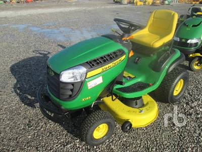 John Deere Lawn Mowers For Sale >> Used John Deere For Sale Ritchie Bros Auctioneers